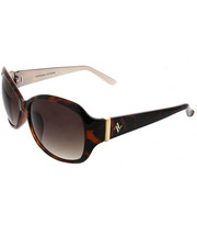 Accessories - Square Braided Metal Deco Sunglasses