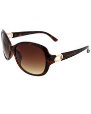 Accessories - Rounded Square Temple Sunglasses