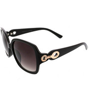 Accessories - Large Square Metal Chain Link Sunglasses