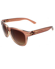 Sunglasses - Square Wayfarer Metal Inlay Sunglasses