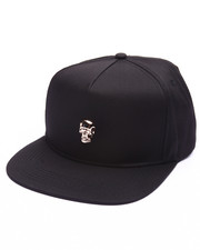 Men - Gold Metal Vanitas Snapback
