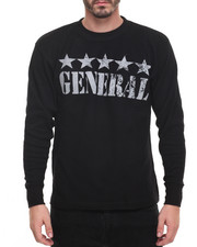 Men - 5 Star Raglan Tee