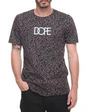 DOPE - Leopard Logo Tee