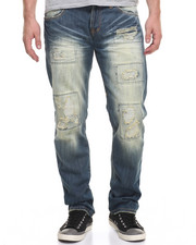 Men - STITCH DENIM JEANS