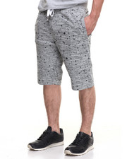Buyers Picks - Textured print Sweatshort