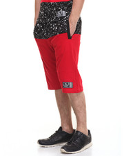 Buyers Picks - Paint Splatter Short - Red