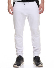 Buyers Picks - Colorblock Jogger-White