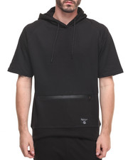 Buyers Picks - S/S Hoodie w Rainstop Zipper Detail
