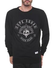 Pullover Sweatshirts - Dope Squad Crewneck