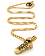 Jewelry & Watches - 14K Gold Icon Sneaker