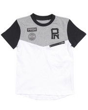 Boys - CUT & SEW YOUNG RIDERS TEE (4-7)