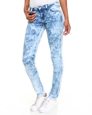 Women - Cloud Wash Strech Skinny Jean