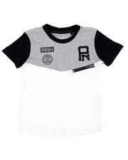Boys - CUT & SEW YOUNG RIDERS TEE (2T-4T)