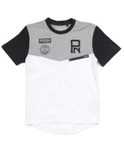 Boys - CUT & SEW YOUNG RIDERS TEE (8-20)