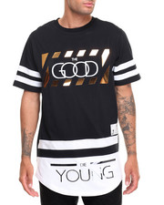 T-Shirts - Good Die YOUNG SCALLOP TEE