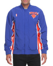 Mitchell & Ness - New York Knicks NBA Authentic Warm Up Jacket