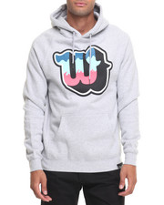 Men - W'S UP PULLOVER HOODIE