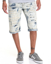 Buyers Picks - Heavy Rip - Off Denim Shorts