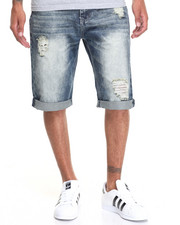 Buyers Picks - Basic Unfinished Denim Shorts