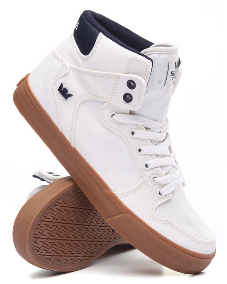 Supra Men Vaider Sneakers Off White 11