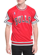Mitchell & Ness - Chicago Bulls NBA Authentic Shooting Shirt