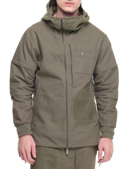 Entree Men Archetype Jacket Green XX-Large