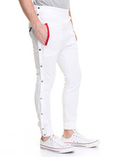 Jeans & Pants - Olympic Warm Up Jogger