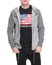 Entree - Mid Weight French Terry Olympic USA Hoodie