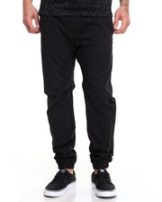 Men - Twill Drop Crotch Jogger