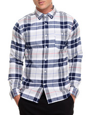 Crooks & Castles - Rafter L/S Plaid Button-Down