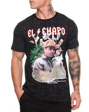 Shirts - El Chapo S/S Tee
