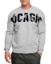 Men - Coca Dolman Sweatshirt