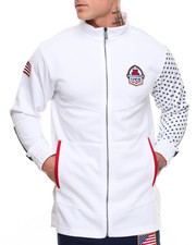 Men - Olympic Warm Up Jacket