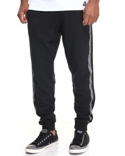 Jeans & Pants - James Stripe Jogger