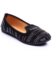 Flats - Blinged Out Smoking Slipper