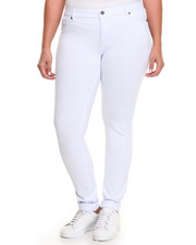 Women - Ponte 5 Pocket Skinny Pant (Plus)
