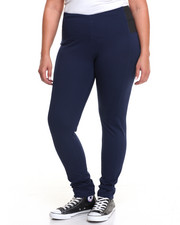 Women - Pull-on Elastic Sides Pant