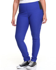 Women - Second Skin Pull-on Pant (Plus)