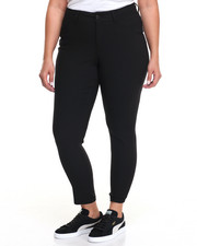 Fashion Lab - Buttlifter Stretch Skinny Jegging (Plus)