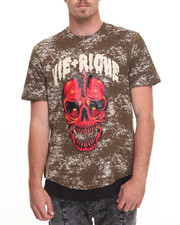 T-Shirts - Red Skull S/S Tee