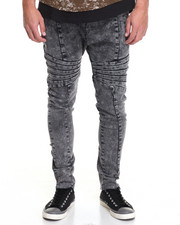 Jeans & Pants - Mixed Media Pants