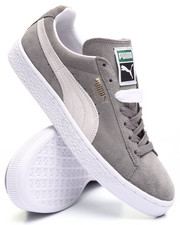 Footwear - Suede Classic +