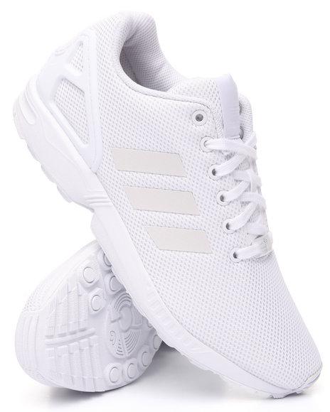 Adidas Men Z X Flux White 8