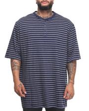 Shirts - Slub Jersey S/S Henley (B&T)