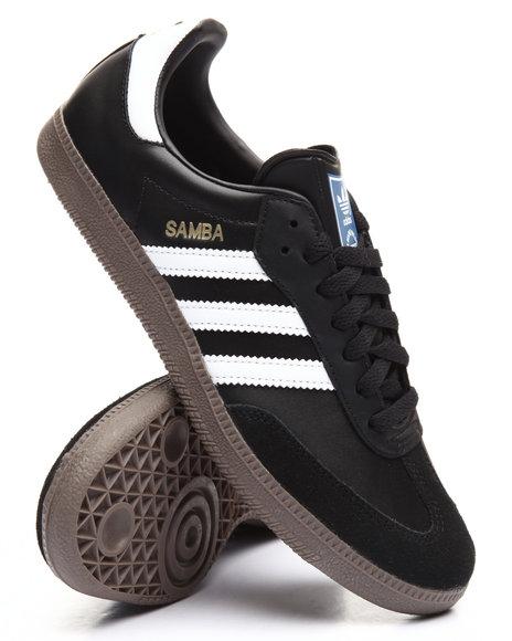Adidas Men Samba Lo Black 9.5