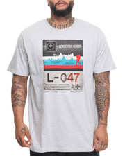 LRG - Turn Off Tune In T-Shirt (B&T)