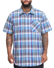 LRG - Sundwoner S/S Button-Down (B&T)