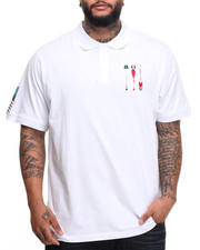 LRG - Paddle Team Polo (B&T)
