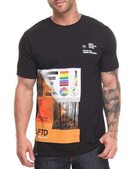Lrg Men Modern Tree T-Shirt Black Large