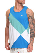 LRG - RC Color Blocked Tank